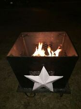 Hand Made Fire Box and Grill