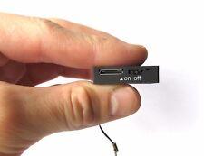 Edic Mini Tiny+ S78 Voice Recorder Digital Listening Device Activated MIC Spy