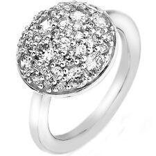 ER011 Nuevo Genuino emozioni Ramo de plata esterlina CZ anillo tamaño n £ 89.95