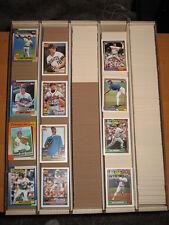 1992 TOPPS Baseball  Huge  lot Approximately 1750 Cards