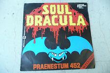 "PRAENESTUM 452""SOUL DRACULA-disco 45 giri UIM 1972 PROG:ITALY"""