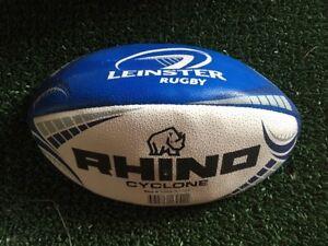 Rhino Leinster Cyclone TrainIng Ball Size 5 New IRISH PROVINCE