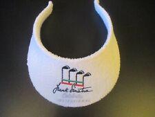 Frank Sinatra Original Vintage 1980s Celebrity Golf Tournament Sun Visor