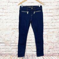 Michael Kors Dark Wash Skinny Jeans Womens Size 2