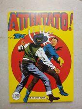 "Tex serie 1/29 n.11 ""L'attentato"" anastatica Piacentini"