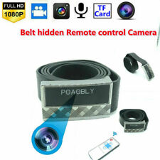 1080P HD Camera Video Recorder Personal Belt-type No hole lens Camcorder 16G NEW