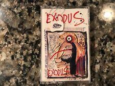 Exodus Force Of Habit New Sealed Cassette! See) Anthrax Slayer & Megadeth