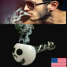 2019 Glass Tobacco Pipe Halloween Portable Pipes Collectible Smoking Accessories