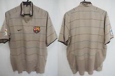 2004-2005 FC Barcelona Barca FCB Blaugrana Jersey Shirt Camiseta Third NIKE L