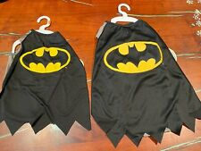 Batman DC Comics Dog Costume with Cape, Vest or Harness style, Benefits Charity