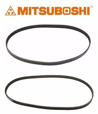 For 02-04 Honda Odyssey MITSUBOSHI Belt 2pc Set Alt-AC-PS-4PK1115-6PK1165