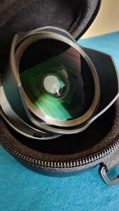 Sony VCL-ECF1 Fisheye Conversion Lens SEL16F28 16mm lens