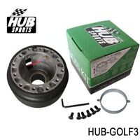 STEERING WHEEL BOSS KIT HUB ADAPTER FIT FOR Volkswagen VW Golf MK3