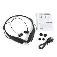 Universal Bluetooth Wireless Sports Stereo Headset Headphone Handfree Earphone