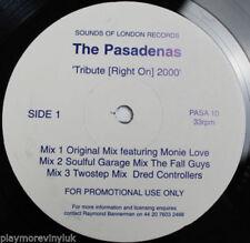 """R&B/Soul Promo Soul 12"""" Singles"""