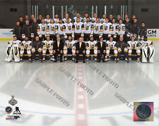 Las Vegas Golden Knights 2018 NHL Inaugural First  8x10 Team Photo