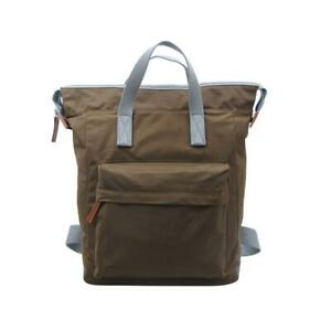 Roka New With Tags Brown Bantry Backpack