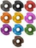 "RAD Super Duece Peep Sight All Colors 3/16 & 1/4"" Radical Archery Designs"