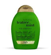 3 Pack Organix Hydrating TeaTree Mint Shampoo 13 Oz Each