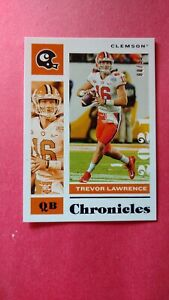 2021 Chronicles RC Trevor Lawrence 80/99