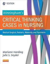 WINNINGHAM'S CRI - MARIANN M.,RN HARDING, ET AL. JULIE S. SNYDER (PAPERBACK) NEW