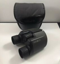 "Minolta Compact Multi-Coated Binoculars 8x23 7"" With Case"