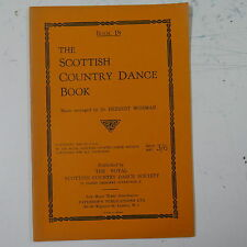 rscds THE SCOTTISH COUNTRY DANCE BOOK 18