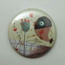 aimant, magnet ,oiseau aimanté, vogel, bird ,magneet   G-T5