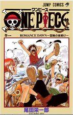 Shuei-sha Japanese Comic Book ONE PIECE Vol. 01 Eiichiro Oda 4088725093 (Used)