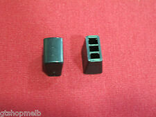 FORD FALCON HEATER CONTROL PANEL KNOBS PAIR SUIT XW XY GT HO GS BRAND NEW