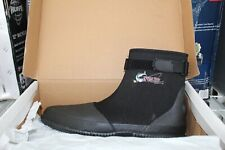 World Wide Sportsman Flats Boots Black Men's Size 13