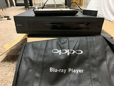 Oppo BDP-95 3D Blu-ray Player
