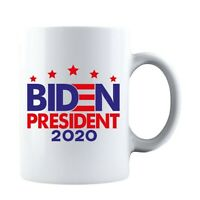Joe Biden Kamala Harris 2020 Double-Sided Ceramic Coffee Mug Tea Cup