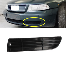 Fit For AUDI A4 B5 1996-1998 Left Front Bumper Lower Grille Cover Grill Panel