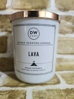 DW Home Large 15oz Candle 56 Hour Large Double Wick LAVA  Scent