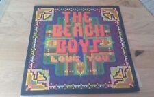 The beach boys love you lp france warner bros 54087