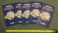 1995 *THE AMERICAN CLASSICS* CORGI CATALOG LOT (5) NEW MINT CONDITION!! 113017