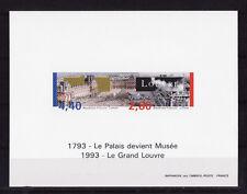 FG ND   bicentenaire du musée du Louvre   1993   num: 2851 et 2852