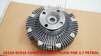 16210-0C010 COUPLING ASSY, FLUID FOR TOYOTA HILUX FORTUNER 2005-2009 PETROL