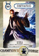 Star Wars Destiny Legacies Heightened Awareness #102 Uncommon Promo Full Art