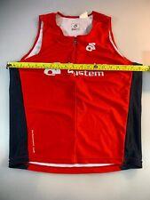 Champion System Womens Performance Link Tri Triathlon Top Xlarge Xl (6545-3)