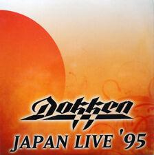 Japan Live '95 von Dokken (2003) Promo CD im Pappschuber!
