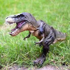 "12"" Large Tyrannosaurus Rex Dinosaur Toy Realistic Solid Plastic Model T-Rex"