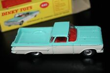 DINKY TOYS 449 * CHEVROLET EL CAMINO PICK-UP TRUCK  * OVP * 1:43