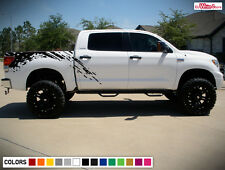 Decal Sticker Graphic Side Bed Mud Splash Kit for Toyota Tundra 2007-2017 Grille