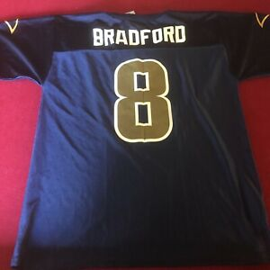 NFL Apparel Sam Bradford #8 Los Angeles Rams Jersey Size M