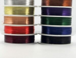 Metallic Thread For Sewing 1 Roll/Lot 20 Meters Wire Strap Handcraft Accessories