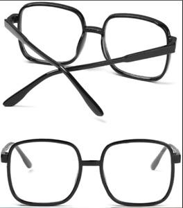 Fashion Computer Square Portable Eye Protection Eyeglasses Ultra Light Frame Ant