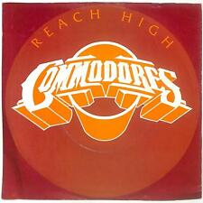 "Commodores - Reach High - 7"" Vinyl Record Single"