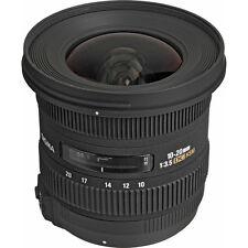 Sigma 10-20mm f/3.5 EX DC HSM Autofocus Zoom Lens For Nikon Cameras BRAND NEW!!